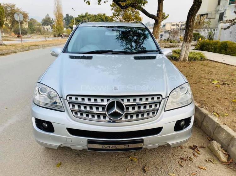 Mercedes benz m class ml 320 cdi 2006