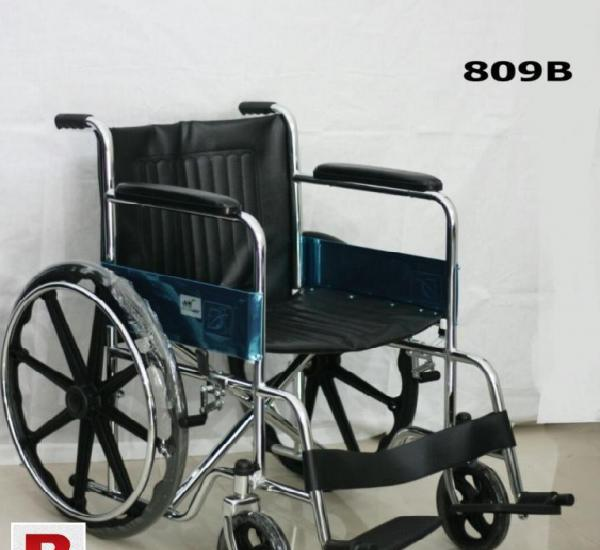 Wheel chair 809b (free home delivery)