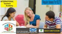 Ielts online best clases in rawalpindi 03314873438, lahore
