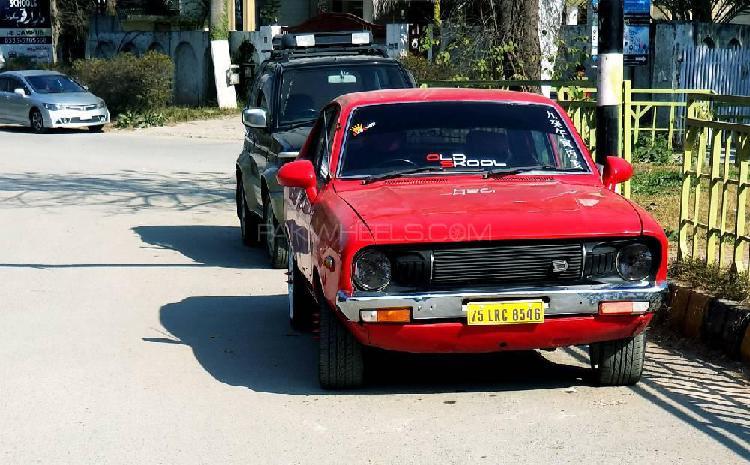 Nissan 120 Y 1975