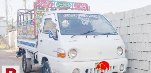 Hyundai Shehzor Grt On Easy Monthly Installment