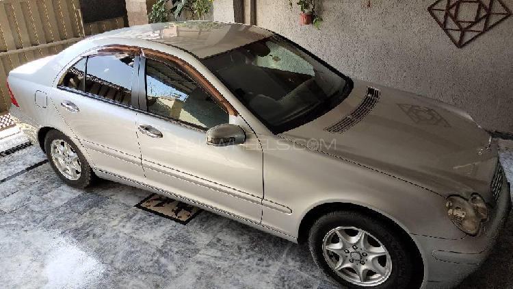 Mercedes benz c class 2003