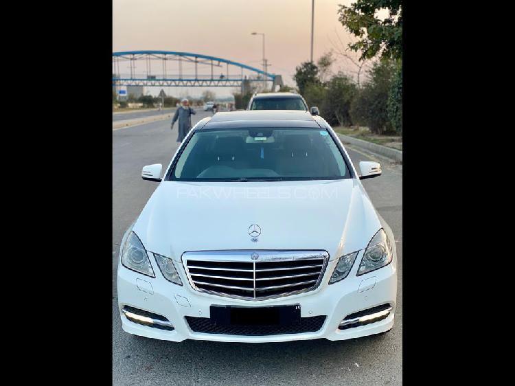 Mercedes benz e class e250 2013