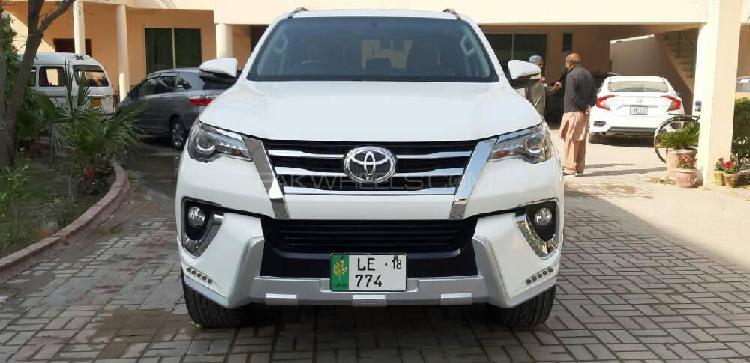 Toyota Fortuner 2.7 VVTi 2017