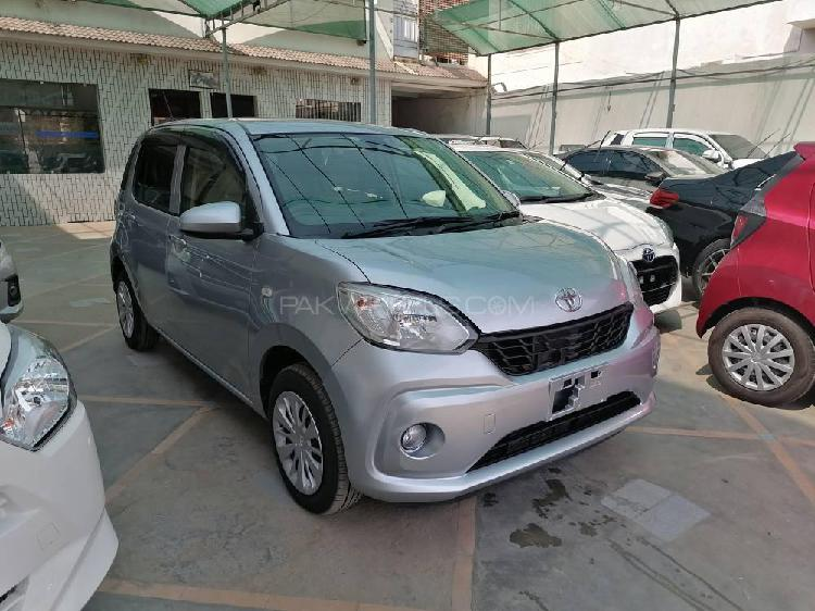 Toyota passo x g package 2017