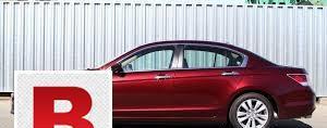 Honda accord 2011 get on easy monthlly installment