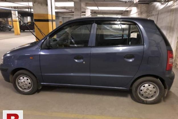 Hyundai santro 2007 get on easy monthily installment