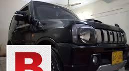 Suzuki jimny 2011 get on easy monthlly installment