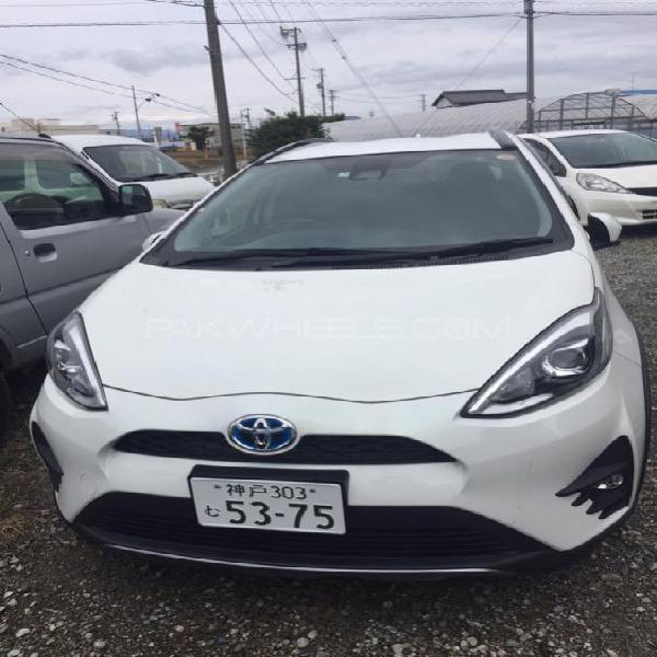 Toyota aqua s 2017
