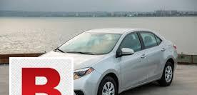 Toyota corolla 2016 get on easy monthly installment