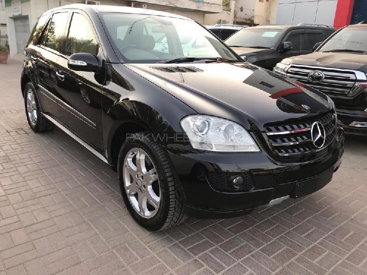 Mercedes benz m class ml 500 2008