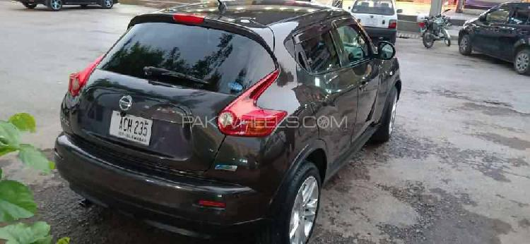 Nissan juke 15rx premium personalize package 2011