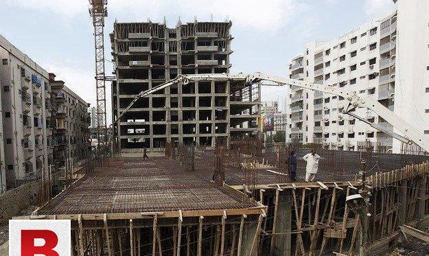 Construction renovation works