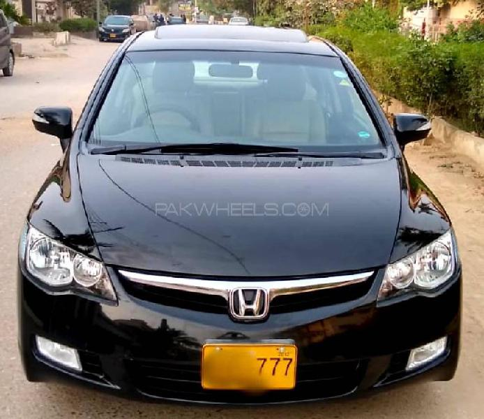 Honda civic vti oriel prosmatec 1.8 i-vtec 2012