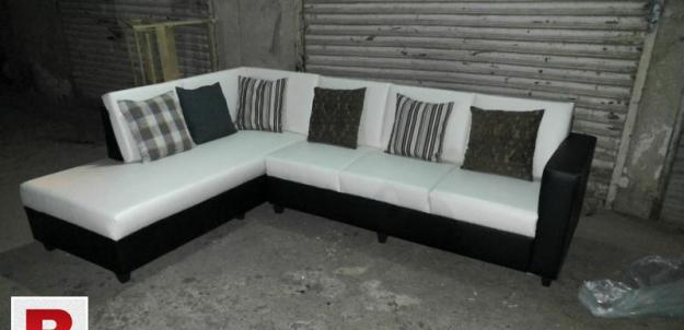 Six seater l shape sofa