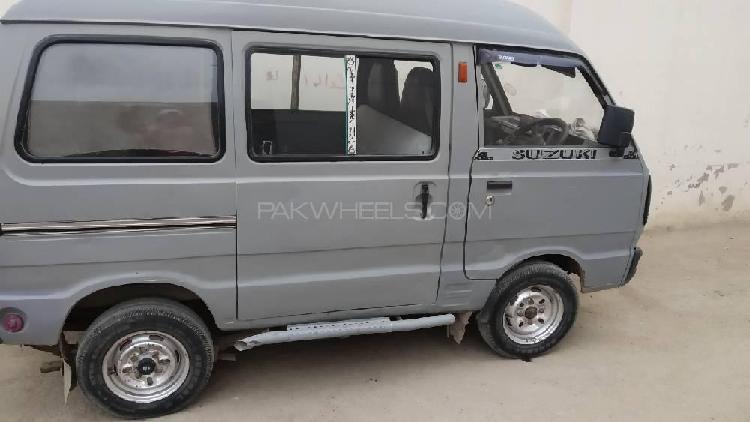 Suzuki bolan gl 2002