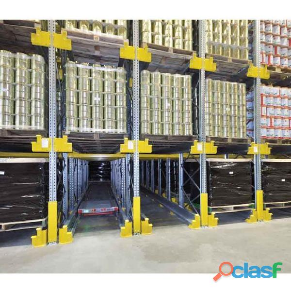 Pallet Shuttle Racking System in Pakistan