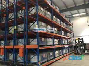 Pallet Shuttle Racking System in Pakistan 1
