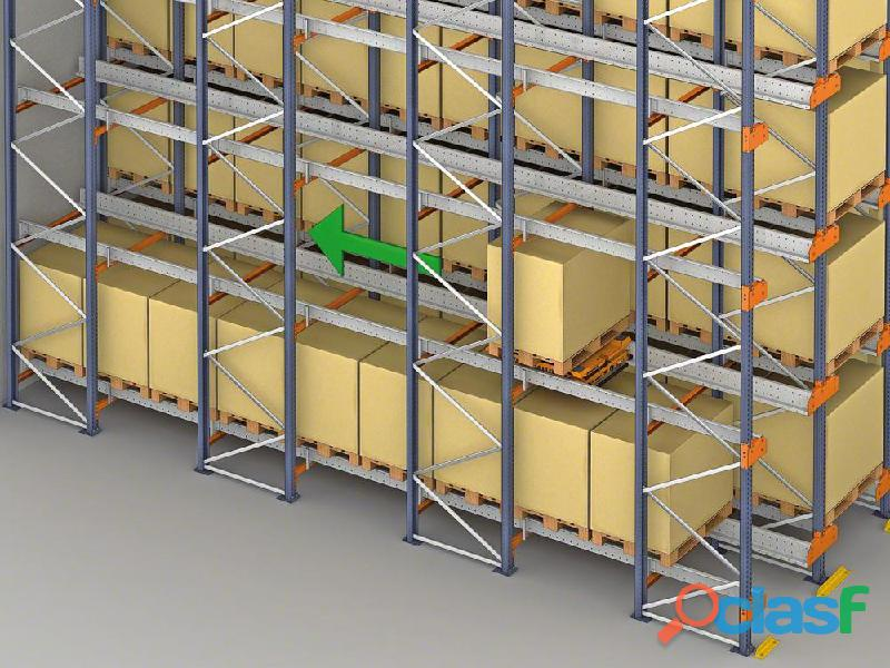Selective Pallet Racking in Pakistan 2