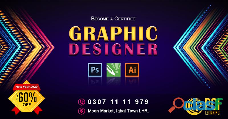 Graphic designing courses in lahore