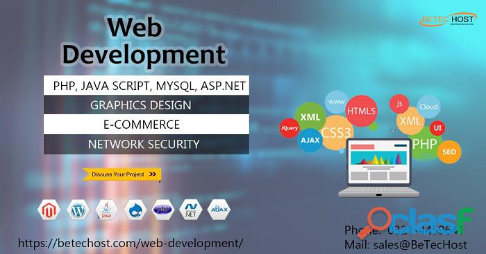 Web development in pakistan