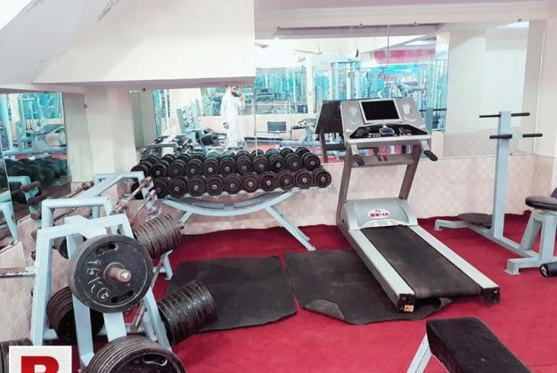 Complete gym equipment for sale urgent