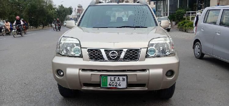 Nissan x trail 2.0 xtt 2007