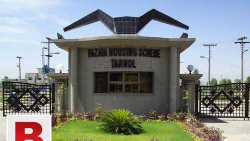 Plots for sale in paf tarnol fazaia islamabad