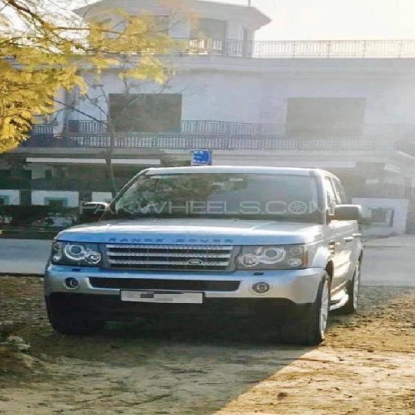 Range rover sport supercharged 4.2 v8 2007