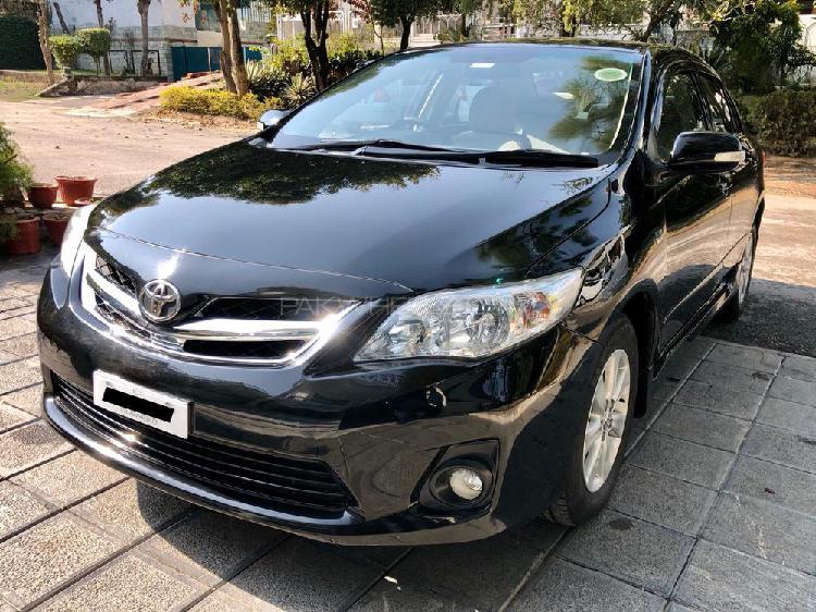 Toyota corolla altis cruisetronic 1.6 2012