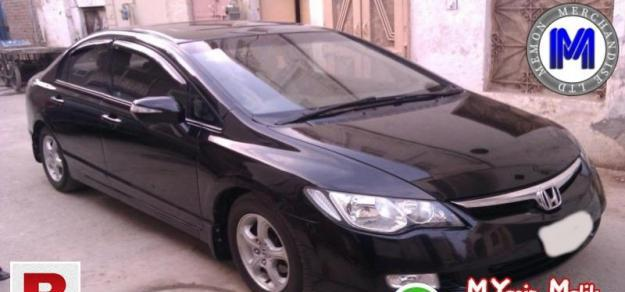 Honda civic prosmatic vti 2011 easy monthly installment