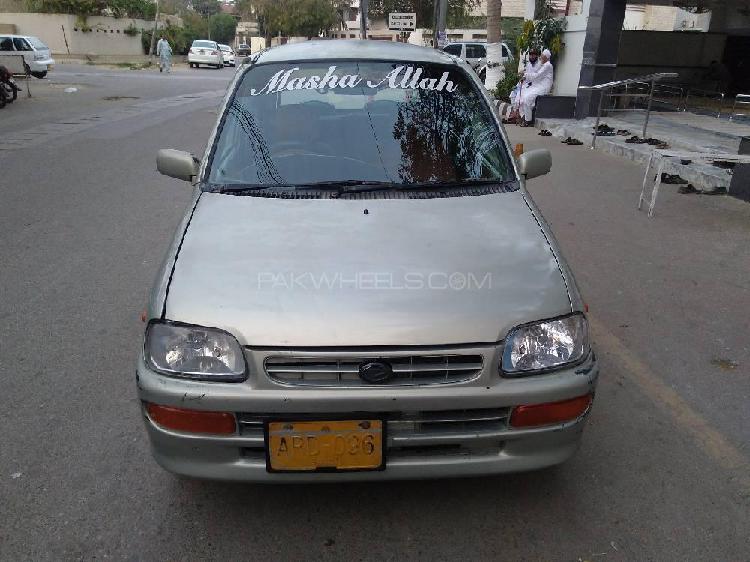 Daihatsu cuore 2008