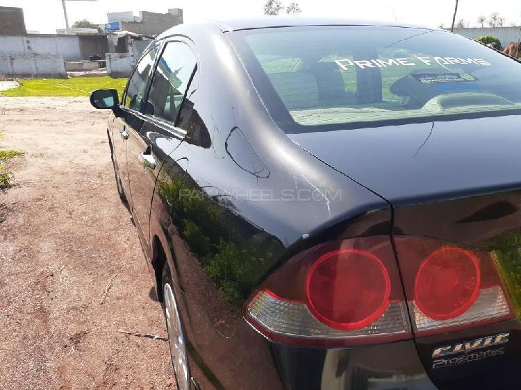 Honda civic vti prosmatec 1.8 i-vtec 2007