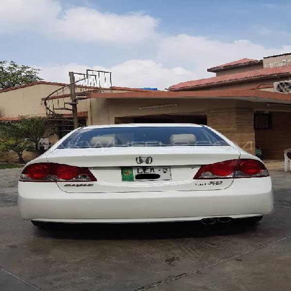 Honda civic vti prosmatec 1.8 i-vtec 2009