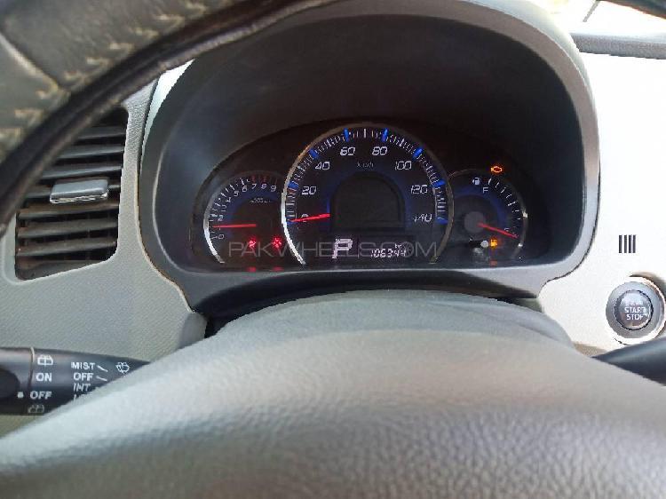Suzuki wagon r limited 2010