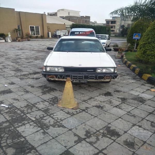 Toyota corona ex saloon 1983