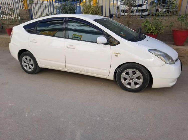 Toyota prius g touring selection leather package 1.5 2007