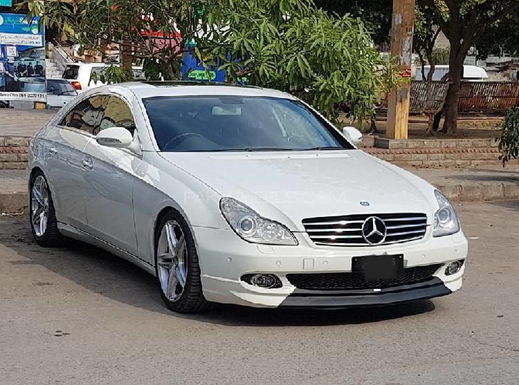Mercedes benz cls class 2006