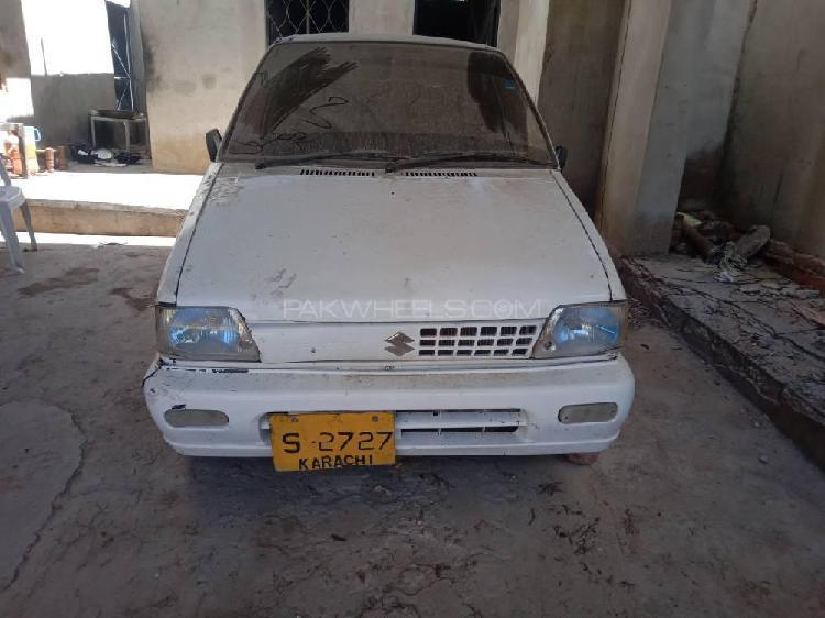 Suzuki mehran vx 1990