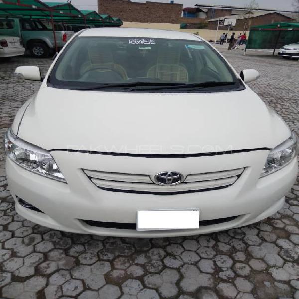 Toyota corolla xli vvti 2009