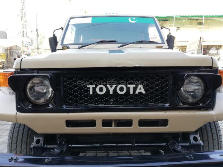 Toyota land cruiser rkr 1988