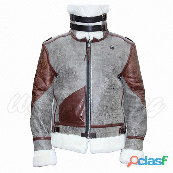 leather biker fashion jackets for gents 1