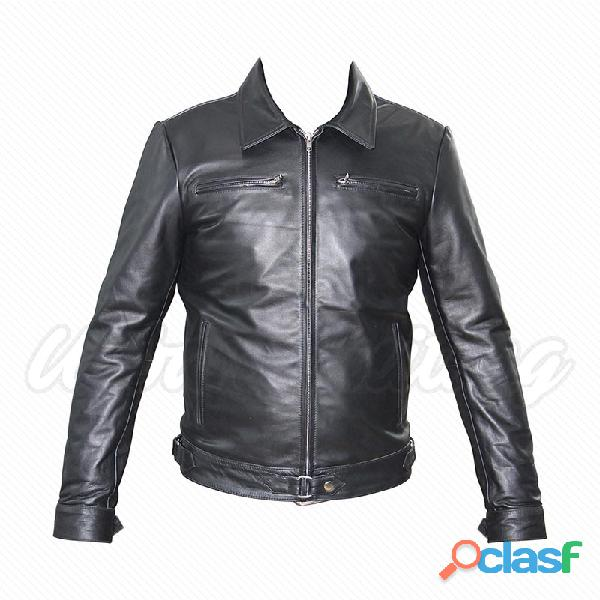 leather biker fashion jackets for gents 3