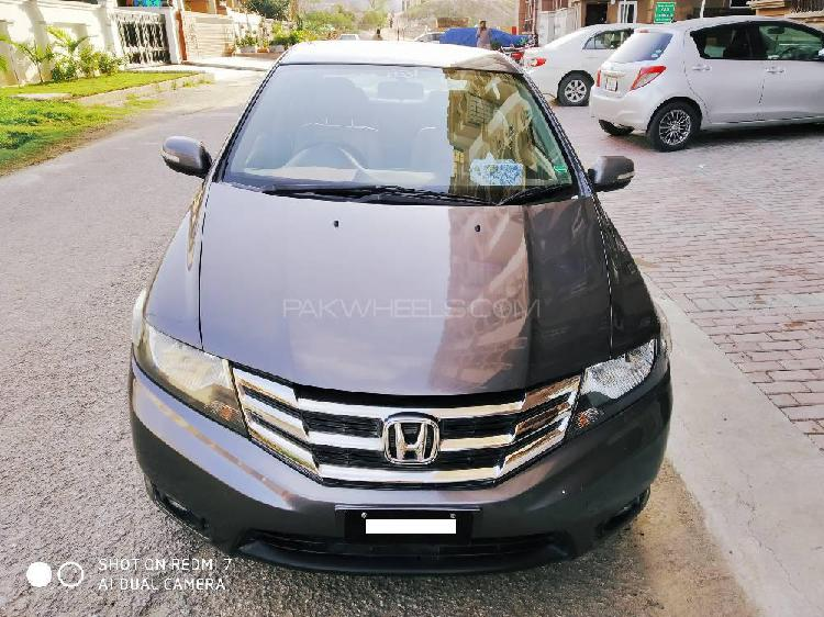 Honda city aspire 1.3 i-vtec 2015