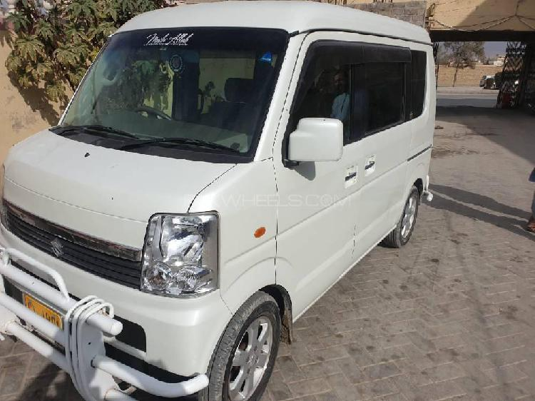 Suzuki every wagon jp 2012