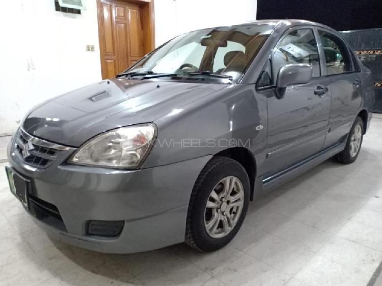 Suzuki liana rxi (cng) 2009