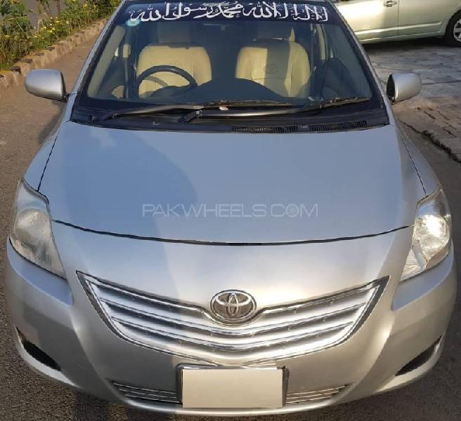 Toyota belta x l package 1.3 2007