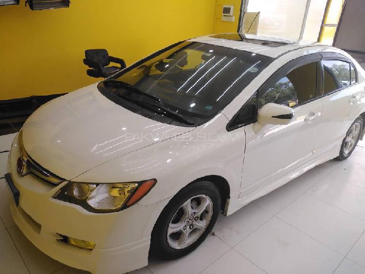Honda civic vti oriel prosmatec 1.8 i-vtec 2010