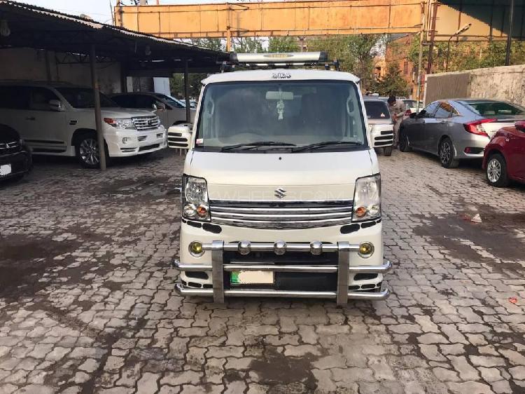 Suzuki every wagon pz turbo special 2012
