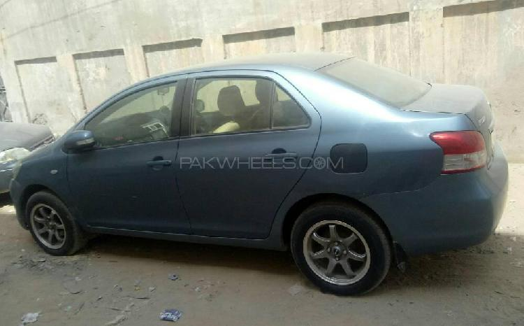 Toyota belta x business a package 1.0 2005
